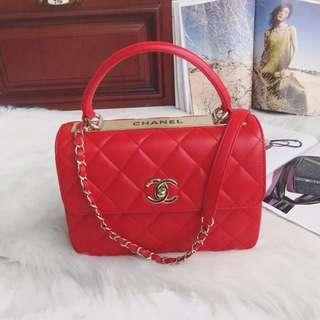 Chanel   复古链条包