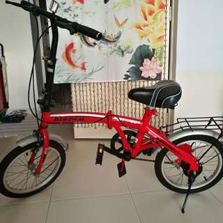 Used Aleoco kid bicycle