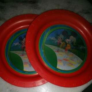 2 Pinggan Mickey RM15 (FREE postage SM)