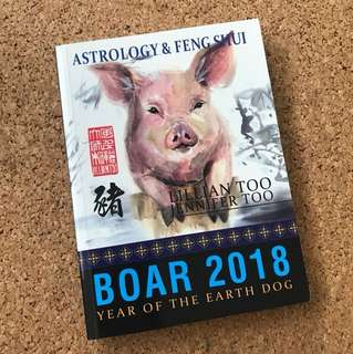 BN 2018 boar year of the earth dog astrology and fengshui