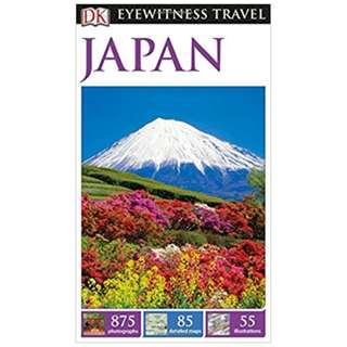 DK Eyewitness Travel Guide: Japan – February 21, 2017 by DK Travel  (Author)