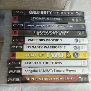PS3 Games Sales
