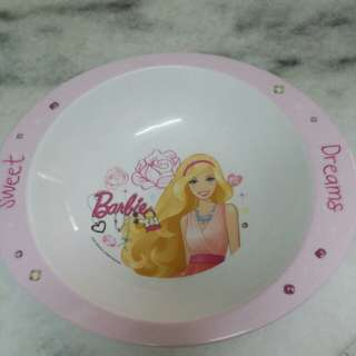 Plate barbie RM15 (FREE postage for SM)