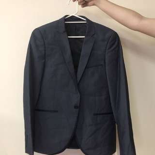 YD Navy Suit