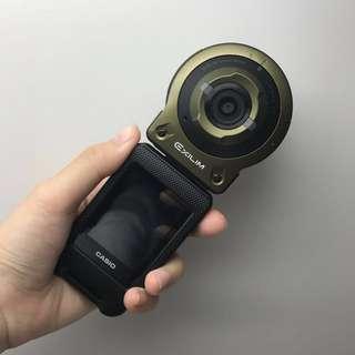 Casio fr10 防水相機
