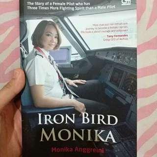 iron bird monika