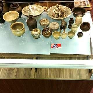 明代 泰国老瓷,总共28件,清货大平卖