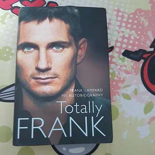 Totally Frank: Frank Lampard Autobiography