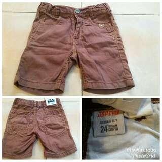 JSP Short Pants (boy)