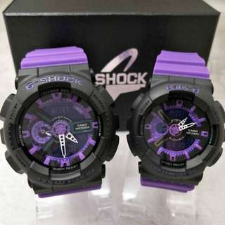 G-Shock & Baby G Couple Edition