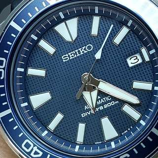 Seiko samurai SRPB49K1 Automatic brand new