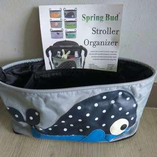 Brand new stroller organizer
