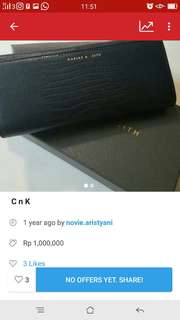 Reprice wallet CnK