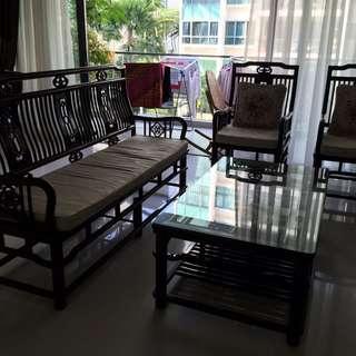 Antique Chinese Furniture Set
