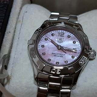 Tag Heuer Ladies Aquaracer Quartz WAF141A