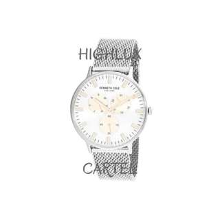 Kenneth Cole, Luxurious, Branded, Authentic, Watch