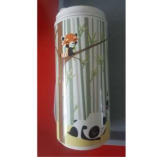 Brand New River Safari Eco Can (Drinking Mug with cover)