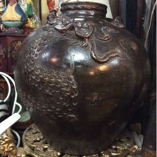 Antique Borneo Jar