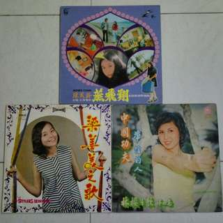 Vinyl record 3pcs 黑膠唱片