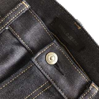 Uniqlo jeans slim fit stretch selvedge