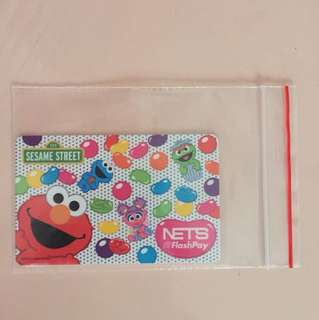 Brand new limited Edition Sesame Street Elmo Design Nets Flash card for $13.90.