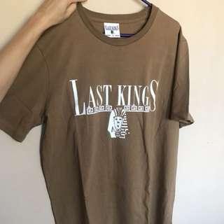 Last kings shirt