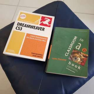 Free - Adobe Photoshop and Dreamweaver Cs3
