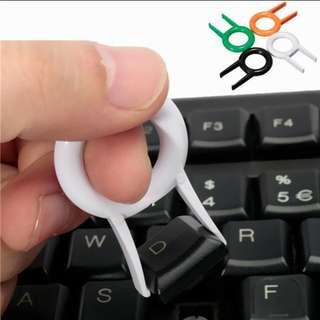 5 for $4 Brand new keycap puller in black & White