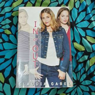 In or out written by Claudia Gabel