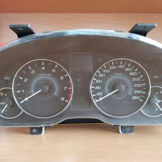 Subaru Legacy Speedometer