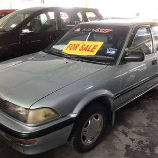 Toyota Corolla 1.3 m call& WhatsApp 012-4610932