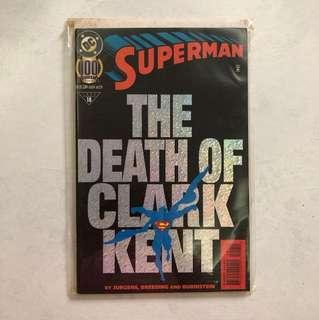 Superman 100 (2nd series)