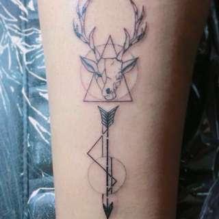 Tattoo 香港紋身