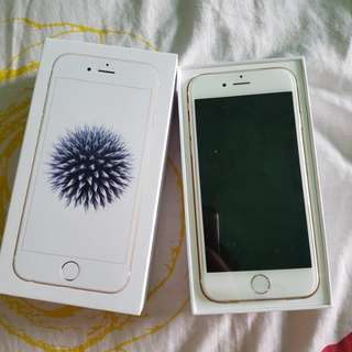 Brand new iPhone 6 Gold 32 GB