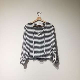Atmos&Here Stripy Top