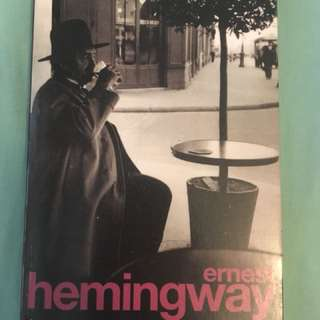 Ernest Hemingway A Moveable Feast