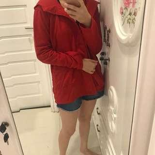 Jacket merah