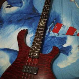 Bass Cort Action Dan Ampli Bellcat