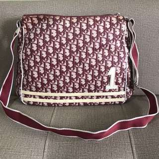 Authentic Christian Dior Sling Bag