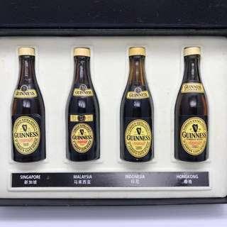 GUINNESS STOUT Collectibles Miniature Bottles