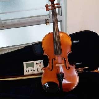 小童小提琴+拍子機