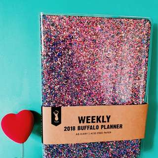 Typo Weekly Planner