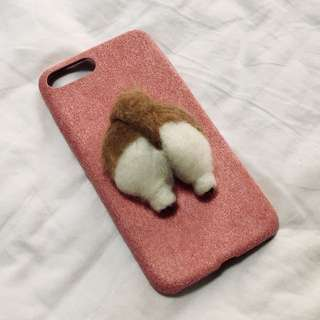 Corgi Butt iPhone 7 - 8Plus Case