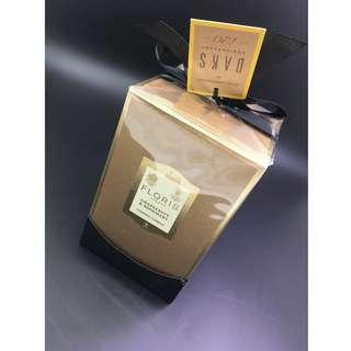 Floris London Grapefruit & Rosemary DARKS Anniversary 120 Secnted Candle 保證正貨 全新 未用過 包速遞掛號