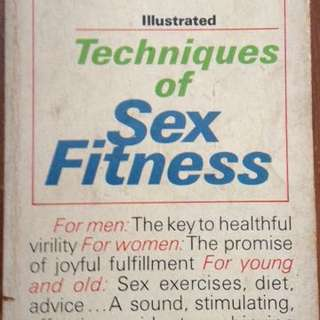 Techniques of Sex Fitness