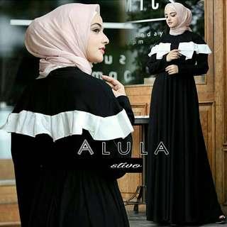 ST - 0218 - Dress Busana Muslim Alula