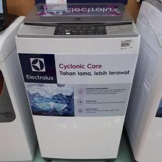 Mesin Cuci Electrolux Top Loading PROMO Cicilan DP 0%