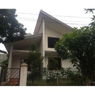 Rumah Tinggal (Tumbuh) Keluarga Asri Baranang Siang Indah, Bogor