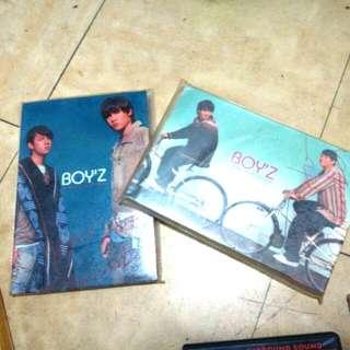 Twins Boyz CD VCD