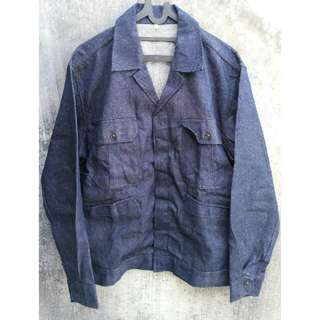Coverall Denim Jacket